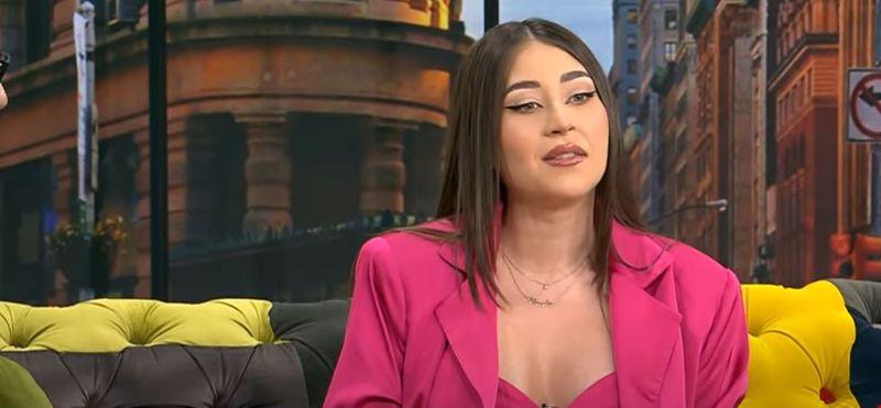 Nicole Cherry, noi declarații despre numele copilului! Ce a spus artista despre visul care i-a botezat fetița