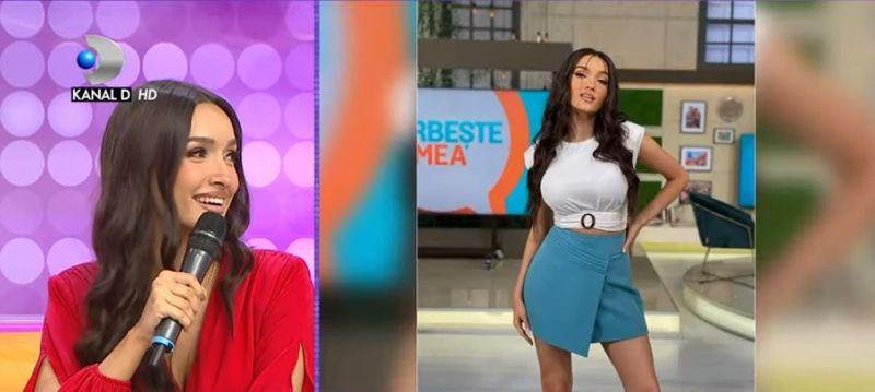"""Viviana Sposub, primele declarații după intrarea în competiția Bravo, ai Stil! Celebrities. Ce spune despre cearta cu Ruxi: """"Lucrurile escaladează..."""""""