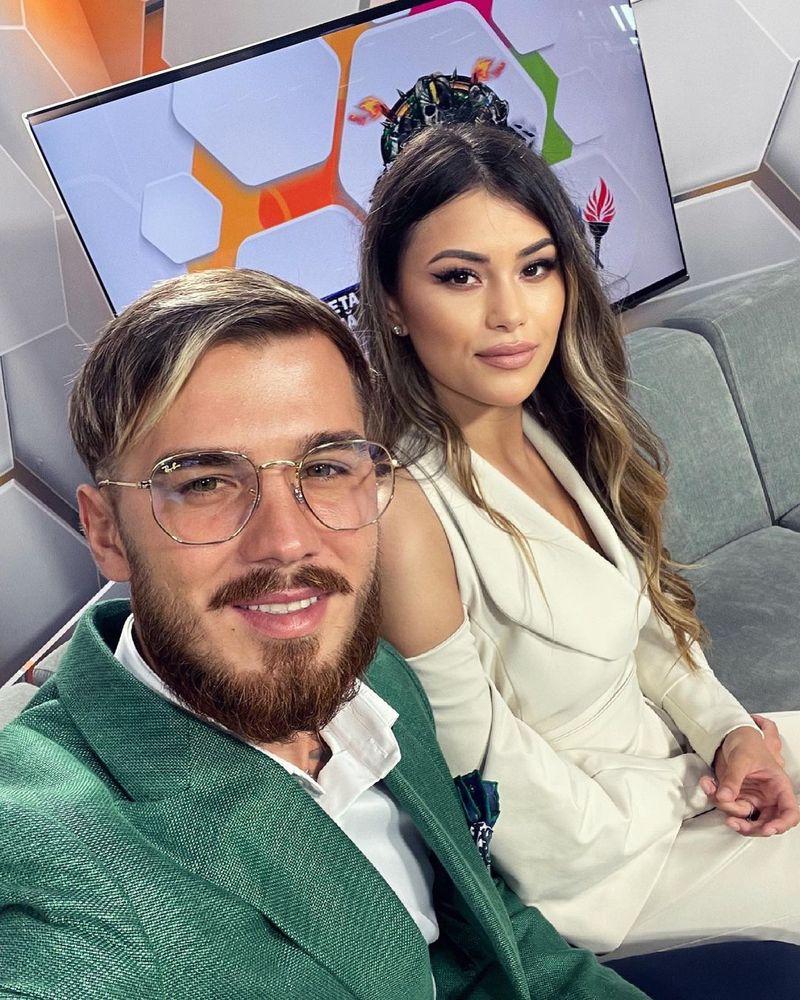 Sebastian Chitoșcă și soția sa, Alexandra, s-au despărțit