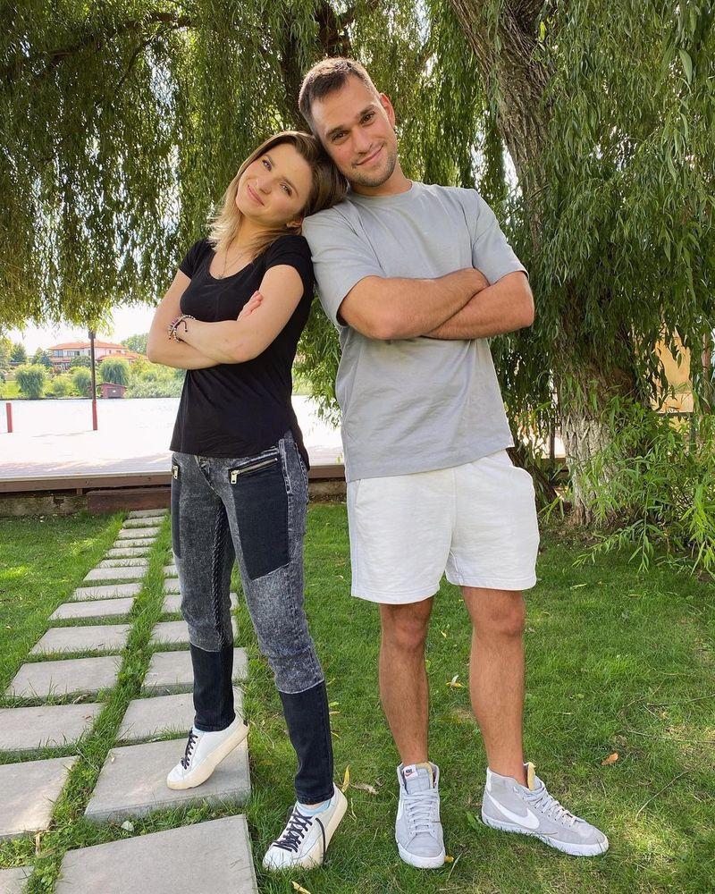 Cristina Ciobănașu, imagine rară alături de noul ei iubit