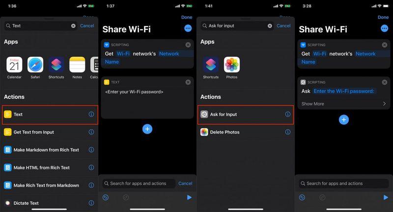 Cum poți împărți cu prietenii parola Wi-Fi ca pe un cod QR pe iOS