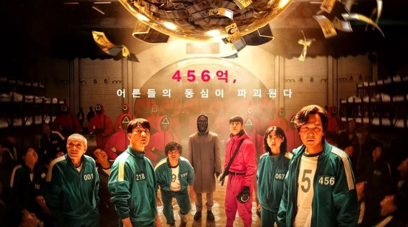 """Producţia sud-coreeană """"Squid Game"""", cel mai popular serial Netflix"""