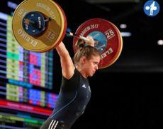 Loredana Toma a câștigat două medalii la Mondialele de haltere de la Pattaya
