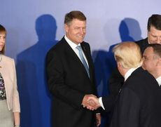 President Iohannis to be welcomed on Tuesday at the White House by his US counterpart Trump