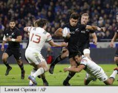 Cupa Mondială de Rugby - Sud-africanii îl omagiază pe Chester Williams la meciul cu Noua Zeelandă