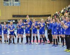 SCM Craiova a ratat calificarea în turul al treilea al Cupei EHF la handbal feminin