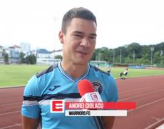 Atacantul Andrei Ciolacu va antrena echipa Rapid U16
