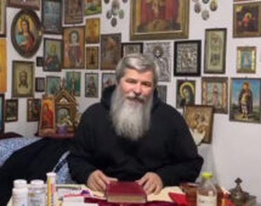 """Îndemnul unui preot român care a avut Covid: """"Avem nevoie de Dumnezeu ca de aer...."""