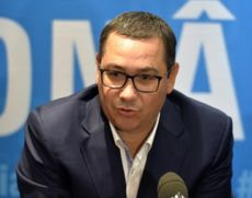 Pro Romania's Ponta says PNL not counting on his party to form gov't