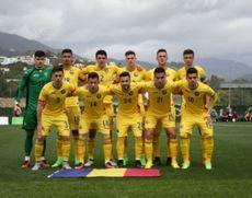 România U21-Irlanda de Nord, scor 1-0, din minutul 48: Tudor Băluță a deschis scorul