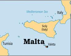 Malta a preluat o parte a migranţilor salvaţi de nava umanitară Ocean Viking