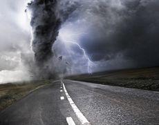 Prăpăd în Cipru: Furtuni puternice au provocat daune şi întreruperi de electricitate
