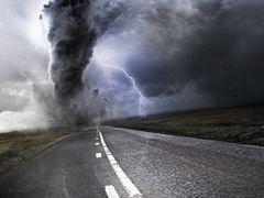 Cod galben de furtună în județul Călărași
