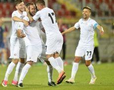 Astra Giurgiu a învins în deplasare Sepsi, scor 3-2