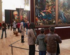 Un tablou atribuit lui Tiziano este subiectul unei controverse