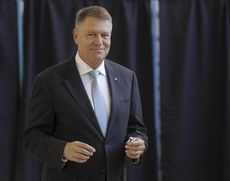 Iohannis: There can be no debate with candidate whose party has ruled against Romanians