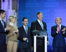 #2019PresidentialElection/ Iohannis: I'm counting on vote of Hunagarian ethnic, on their voting for normal Romania
