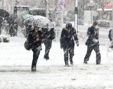 Iarna 2021-2022 va fi apocaliptică! Meteorologii se uită în arhive, să vadă dacă a mai...