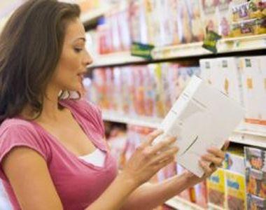 Atenție la etichetă! Multe substanțe nocive se pot ascunde în produsele de pe raft....