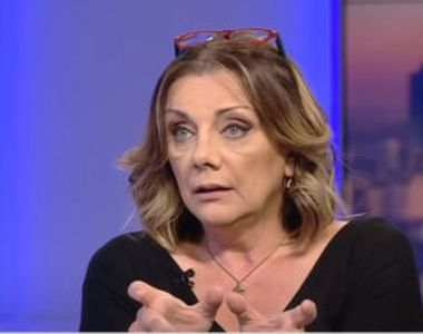 """Carmen Tănase, despre refuzul de a se testa: """"Tehnologia asta a fost inventată pentru..."""