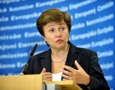 Kristalina Georgieva, în linie dreaptă spre șefia FMI - Fondul ridică un ultim obstacol care stătea în calea nominalizării sale