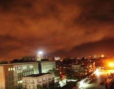Atac puternic al aviației israeliane în Siria. Au fost atacate ținte pentru a împiedica un atac al dronelor iraniene (armată)