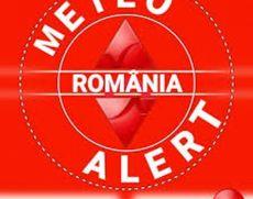 Avertizare METEO de ULTIM MOMENT - Sunt vizate 12 județe și municipiul București