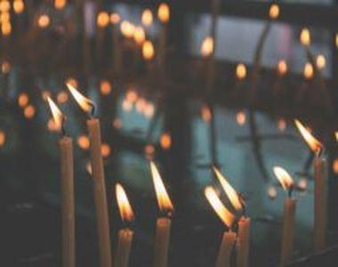 """Ritualul celor 33 de lumânări aprinse. Preot român: """"Cei care îl practică se tămăduiesc..."""