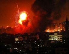 Israel şi Hamas, în pragul unui nou război: Rachete trase din Fâşia Gaza şi lovituri aeriene în replică