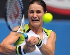 Monica Niculescu şi Margarita Gasparian s-au calificat în semifinalele turneului de la Bronx, la dublu