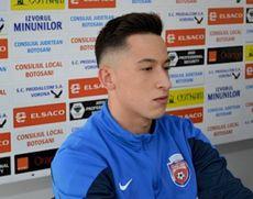 Olimpiu Moruțan a fost scos din lotul naționalei U21 a României, după ce s-a accidentat la antrenament
