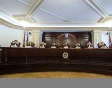 Consilierul lui Iohannis, în fața judecătorilor CCR: 'Votul de încredere acordat de Parlament Guvernului Dăncilă a vizat Guvernul în ansamblul său'
